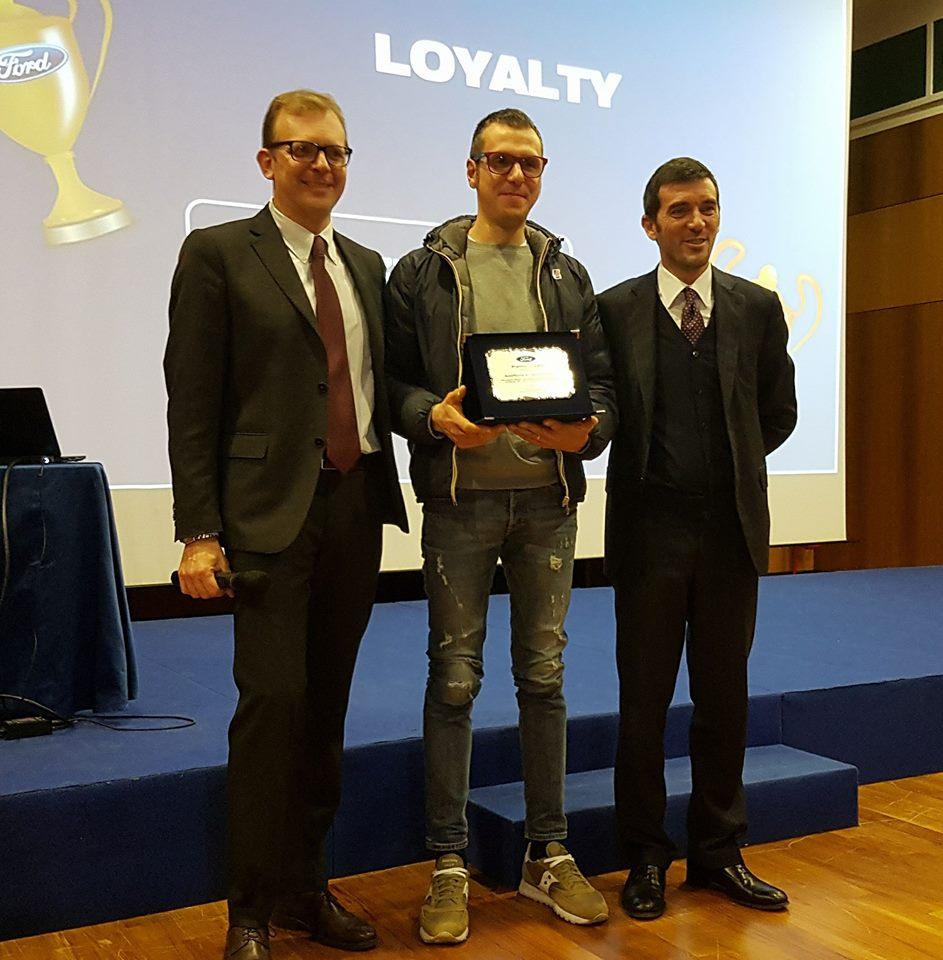 Autofficina Ford Cazzolla premiata ancora una volta come miglior officina autorizzata del Centro Sud Italia
