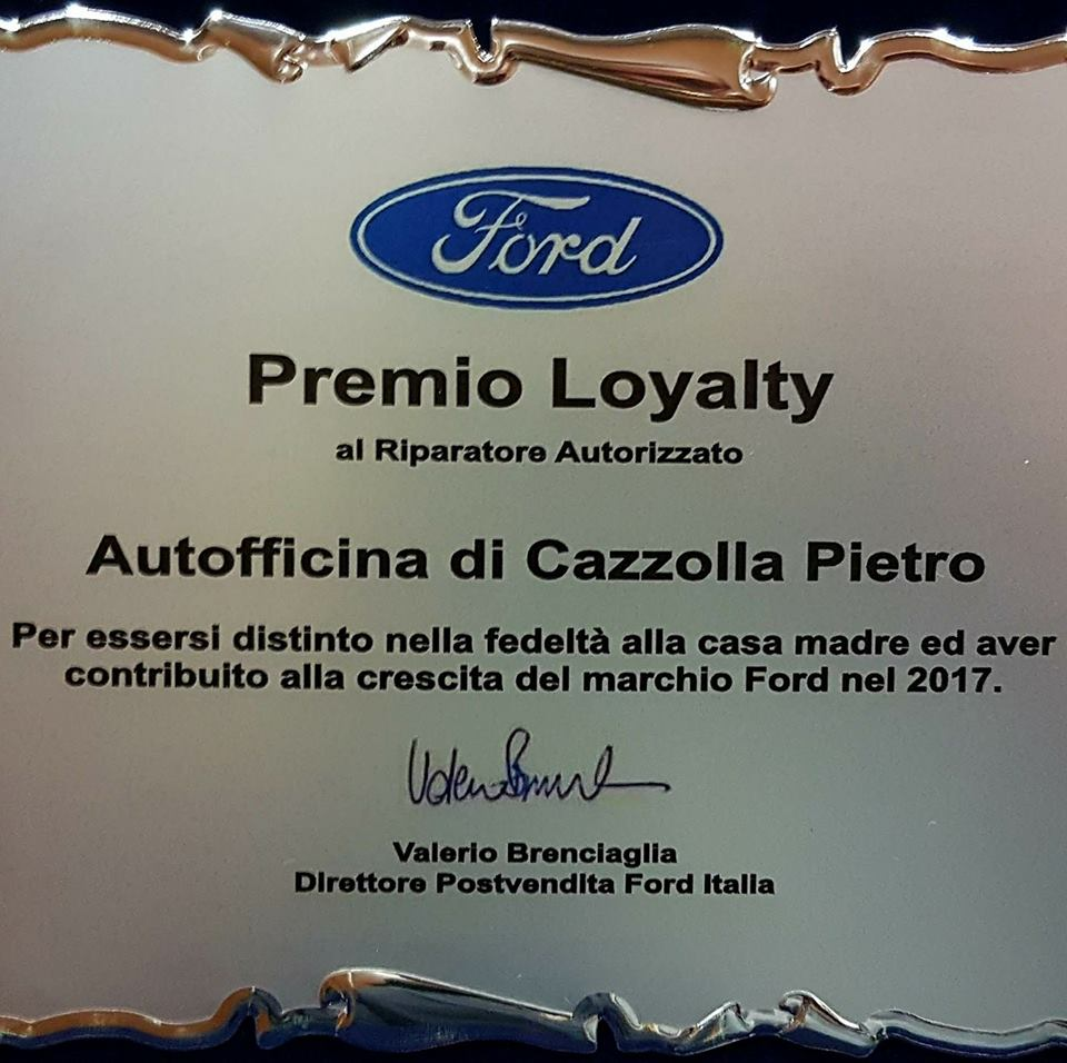 Premio Loyalty